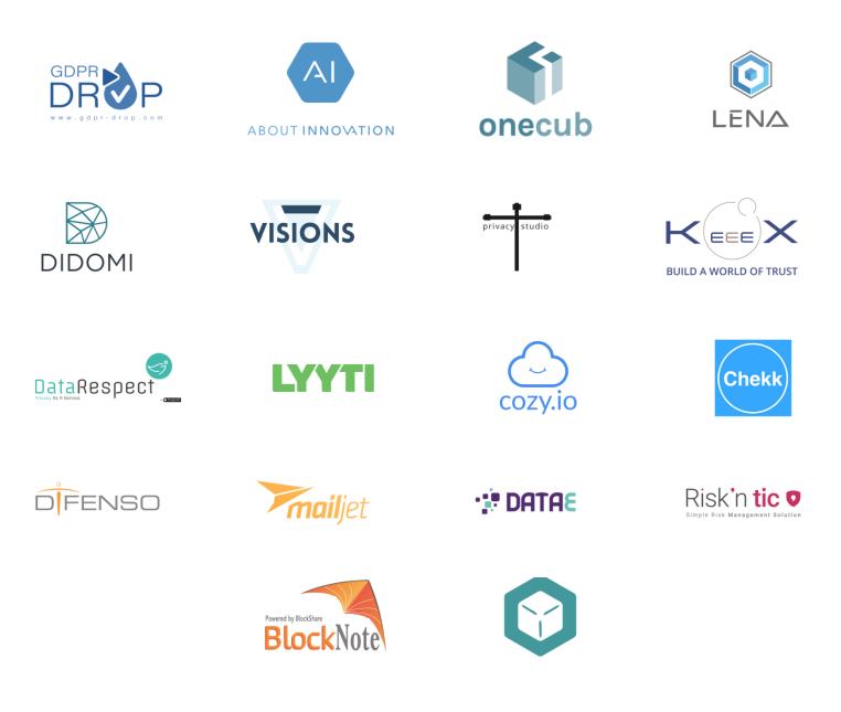 logos startup TPN